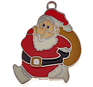 Christmas Man Feature Metal USB Flash Drive 32G