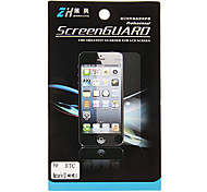 Transparent Screen Guard for HTC Butterly S