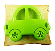 DIY Cartoon Car Sandwich Mold
