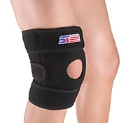 Variable Silicone 4-Spring Knee Patella Guard - Free Size