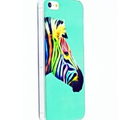 Zebra Pattern Polycarbonate Hard Cases for iPhone 4/4S