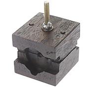 Wooden Watch Cases Holder Adjustable Opener Remover Vice Watchmaker Repair