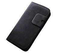2014 Новое прибытие Мягкая подставка кошелек с карты Holde кожаный чехол для iPhone 4/4S