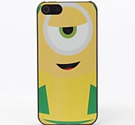 Yellow Eye Protective Hard Back Case for iPhone 5/5S