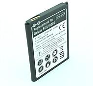 Batterie de rechange Remplacé pour Samsung Galaxy S3 i9300 (2500mah de 3.7v)