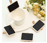 Lovely Design Mini Wooden Blackboard(1 PCS)