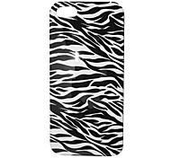 For iPhone 5 Case Pattern Case Back Cover Case Lines / Waves Hard PC iPhone SE/5s/5