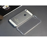 Ultra-thin Transparent TPU Case for iPhone5/5S