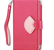 For Samsung Galaxy Case Flip Case Full Body Case Solid Color PU Leather Samsung Mega
