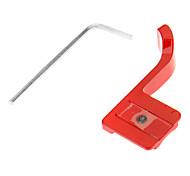 Red Thumb Up Griff für Panasonic Lumix GH3/GX1/GF2/G10/LF199B Fujifilm X100/X10/X-pro Olumpus OM-D/EM-5/PEN/E-P3/E-P2