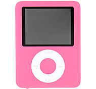 Portable Mp4 Player with FM Movies Music Voice Rec Video E-Book 8GB