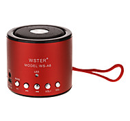 WS-A8 Mini Speaker Suporte TF / SD Card / USB