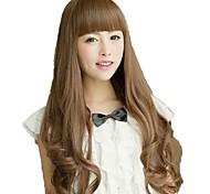 ролл полный взрыва синтетические длинные глубокие волнистые парики из жаропрочного волокна дешевы косплей парик партии волос