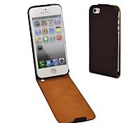 Angibabe Flip PU Leather Case for iPhone 5/5S