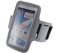 BJ00135 Sports Armband PU Leather Case for Samsung Galaxy Note2 N7100