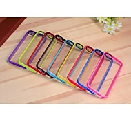 Crystal Surface Transparent TPU Case for iPhone5/5S