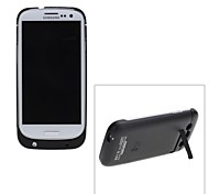 2200mAh New OEM Black Cover PowerSkin Battery Case for Samsung Galaxy S3