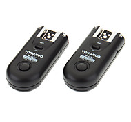 2PCS Yongnuo RF-603N Wireless Flash Trigger for Nikon D800/D3X/D3/D2X/D2H/D1H/D1X/D700/D300/D200/D100