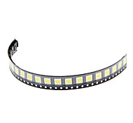 DIY 5060SMD 45-60LM 6000-6500K Cool White Luz LED Chip (2.8-3.6V/20pcs)