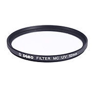 DEBO S-MC UV Filter for Camera (52mm)