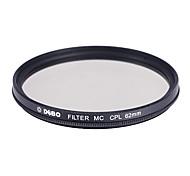DEBO Filtro CPL para la cámara (62mm)