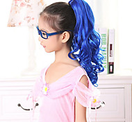 100% Kanekalon Synthetic Ponytail for Children