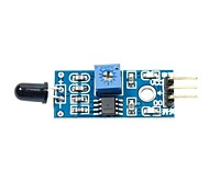 Heat-Sensitive Temperature Switch Sensor Module for (For Arduino) (Works with Official (For Arduino) Boards)