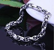 Miss ROSE®Men's Titanium Steel Bracelet