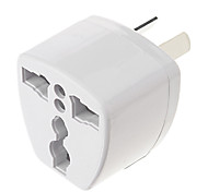 Universal-AU-Port Travel Power Adapter-Stecker (250V, weiß)