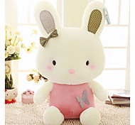 40cm Pink Rabbit Shaped Plush Doll