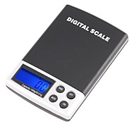 100g 0.01g Gram Balanza electrónica digital Báscula de peso