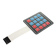 Membrane Keyboard 4*4 Matrix Keyboard Microcontroller External Keyboard