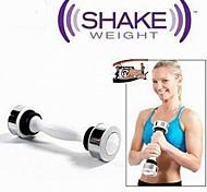 Dumbbells Exercise & Fitness / Gym Vibration Polycarbonate / Iron / PU