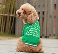 Pet Duo, чем рубашку Письма POLO для домашних животных Собаки (разных цветов, размеров)