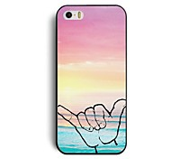 Elonbo J1k The Beauty of the Sea Case Cover for iPhone 5/5S