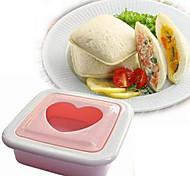 Sandwich Heart Pattern Mould