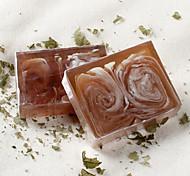 Chamomile Essential Oil Soap Facial Soap Anti-Tenderness 100g