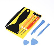 Repair  Disassembling Screwdrivers 10-in-1  Kit for iPhone 4   4S  5