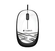 Logitech M105 Mini 1000 dpi ratón óptico USB con cable