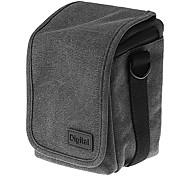F909-GY Mini Bag for Camera (Coffee)