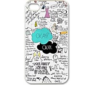 Elonbo J2J Cute Amazing Colorful Hybrid Hard Back Case Cover for iPhone 4/4S