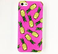 Ananas modello rigido di plastica per iPhone 5/5S