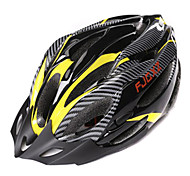 FJQXZ Women's / Men's / Unisex Half Shell Bike helmet 21 Vents Cycling Cycling / Mountain Cycling / Road Cycling / Recreational Cycling
