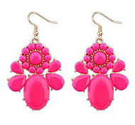 European Style Fashion Sweet Simple Drop Earrings