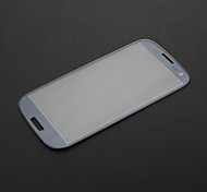 Original Pebble Blue Outer Screen Top Glass for Samsung Galaxy S3  + 7 Tools