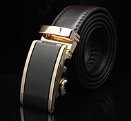 Men Waist Belt , Party/Work/Casual Alloy/Leather