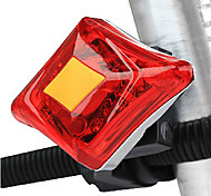 Bike Light Bike Lights / Rear Bike Light LED Waterproof Lumens USB Green Cycling/Bike-Others