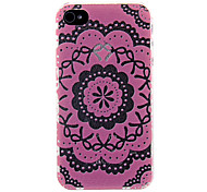 Exquisite Special Design Pattern Back Case for iPhone 4/4S(Assorted Color)