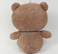 30 centimetri di caffè a forma di orso peluche bambola