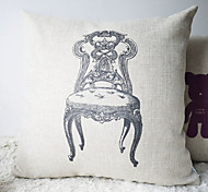 Classical Romantic Royal Home Chair Decorative Pillow Cover